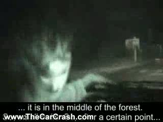 Ghost Adventures Girl Car Crash