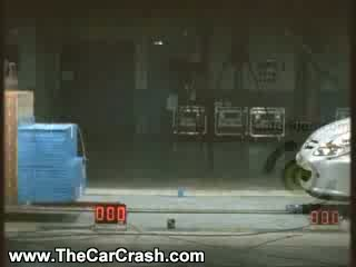 Auto Racing Airplane Crash on Peugeot 307 Cabriolet Auto Test   The Car Crash  Video Clips  Videos